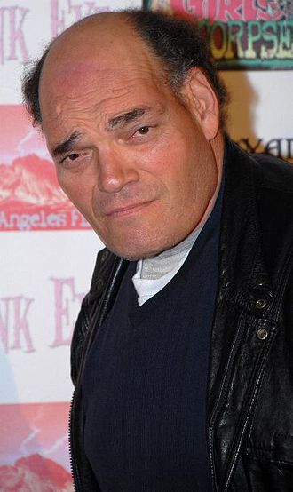 Irwin Keyes - Keyes at the premiere of Pink Eye on January 8, 2008