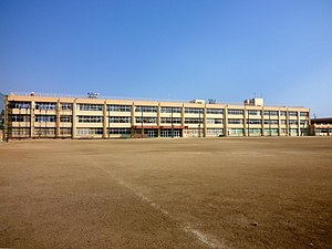 Ise City Obata Junior High School 20090913.jpg