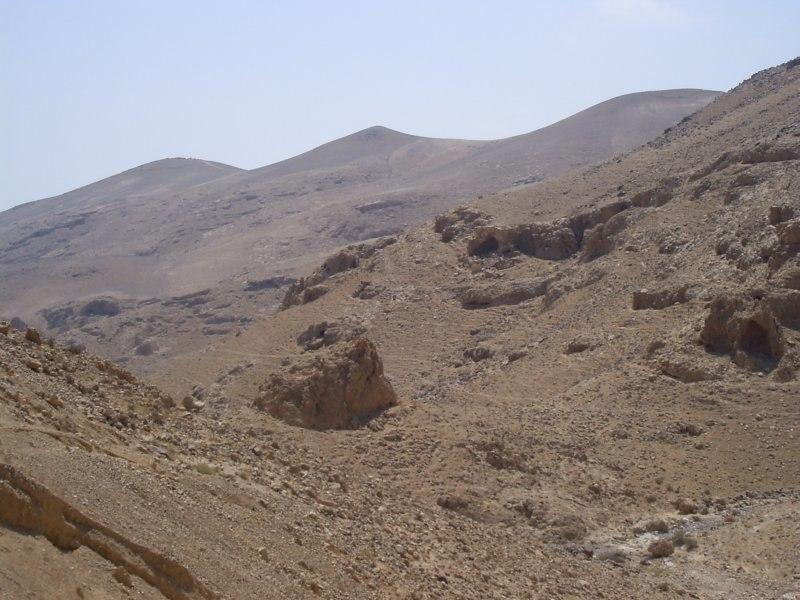Israel Neghev Desert 001