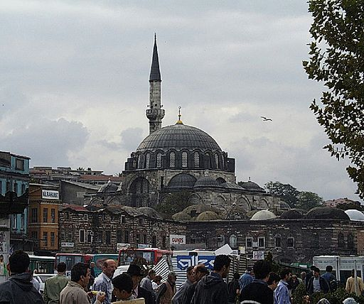 Istanbul -Rüstem Pasha Mosque- 2000 by RaBoe 01