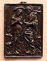 Italia, anonimo, battesimo di cristo, 1500 ca..JPG