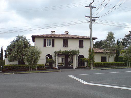 Italianate Mansion Auckland