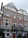 foto van Herenhuis van het complex Teniersstraat 6 / Johannes Vermeerstraat 35-45