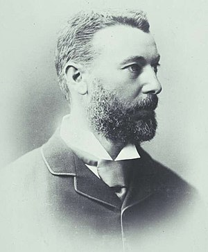 John Winthrop Hackett - Hackett at the 1898 Australasian Federal Convention.