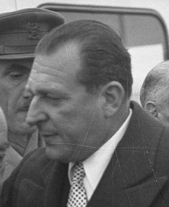Infante Juan, Count of Barcelona - Don Juan de Borbón in 1959