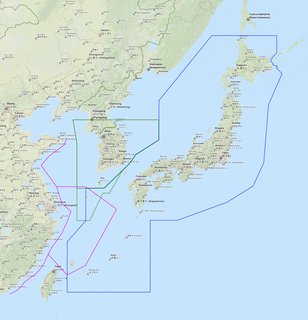 2018 military offensive in sea of Japan