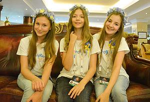 Ukraine in the Junior Eurovision Song Contest - Image: JESC 2014 Sympho Nick