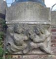 Jacob en de engel Anton Geerlings Nieuwegracht Utrecht.JPG