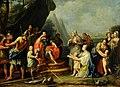Jacopo Amigoni (c.1682-1752) - Coriolanus Entreated by His Womenfolk - 290446 - National Trust.jpg