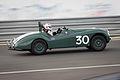 Jaguar XK120 OTS (1950) (18678309920).jpg