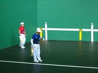 Jai alai Type of sport