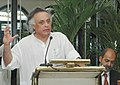 Jairam Ramesh addressing at the presentation of the publication 'Powering India The Road to 2017' with the Ministry of Power, and the Planning Commission, in New Delhi on June 30, 2008.jpg