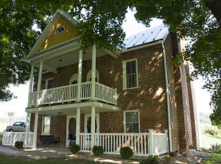 James Alexander House United States historic place
