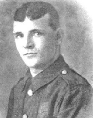 James Fynn - Photograph of James Finn (Fynn) VC