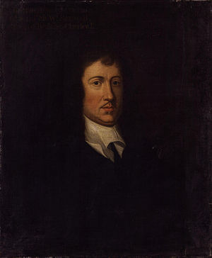 James Harrington (author) - James Harrington after Sir Peter Lely, ca.1658, National Portrait Gallery, London.