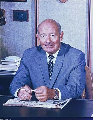 James L. Knight - Knight in 1969