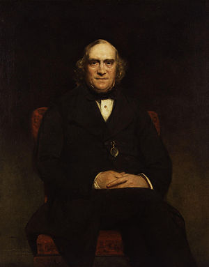 James Wilson (businessman) - A portrait of James Wilson by Sir John Wilson Gordon, published in The Pursuit of Reason: The Economist 1843–1993. The portrait was presented to Mrs Wilson in 1859, by the Royal Scottish Academy.