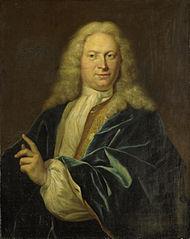 Portrait of Jan Hendrik van Heemskerck, Count of the Holy Roman Empire, Lord of Achttienhoven, Den Bosch and Eyndschoten, Captain of the Citizenry of Amsterdam (Johan Hendrik Graaf Van Heemskerk)