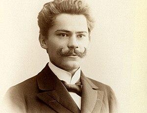Jan Szczepanik - Image: Jan Szczepanik autograph 2
