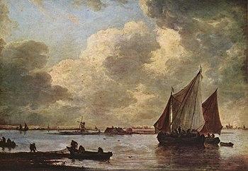 Gezicht op de Haarlemmermeer