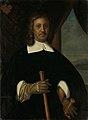 Jan van Riebeeck (1619-77). Bevelhebber van Kaap de Goede Hoop en van Malacca en secretaris van de Hoge Regering van Batavia. Rijksmuseum SK-A-805.jpeg