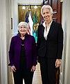Janet Yellen and Christine Lagarde at the 2021 IMF Autumn Meeting.jpg