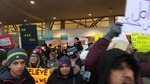 File:January 2017 DTW emergency protest against Muslim ban - video 14.ogv