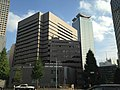 Japan Patent Office and Headquarters of Japan Tobacco.JPG