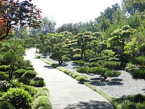 Japanese Gardens (Hayward, California) - Japanese Gardens