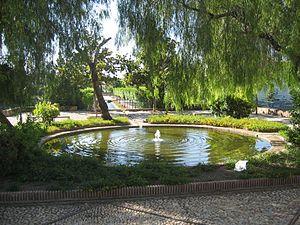 Español: Jardín de los Poetas de Córdoba (España).