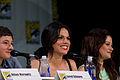 Jared Gilmore, Lana Parrilla & Emilie de Ravin (14776278527).jpg