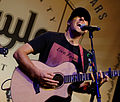 Jason Mraz & Raining Jane at NAMM 1-25-2014 -13.jpg