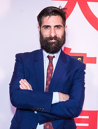 Jason Schwartzman - Schwartzman at an Isle of Dogs screening, 2018