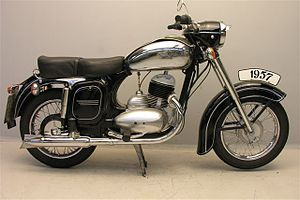 Jawa Moto - JAWA 353 250cc 2-stroke Motorcycle