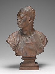 Bust of a Chinese Man