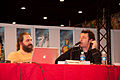 Jean-Louis Mourier and Didier Tarquin 20071102 Chibi Japan Expo 3.jpg