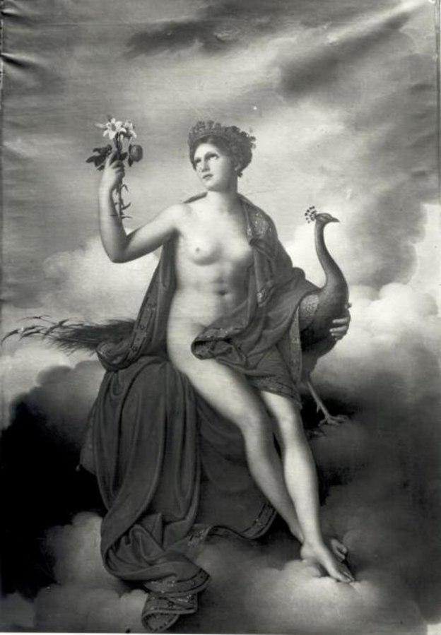 Allegorie van de schoonheid