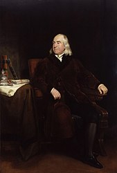 Henry William Pickersgill: Jeremy Bentham