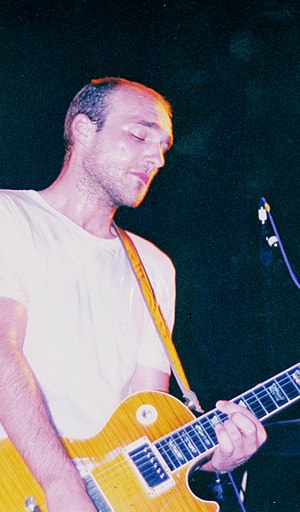 Jeremy Enigk - Enigk performing in 2000