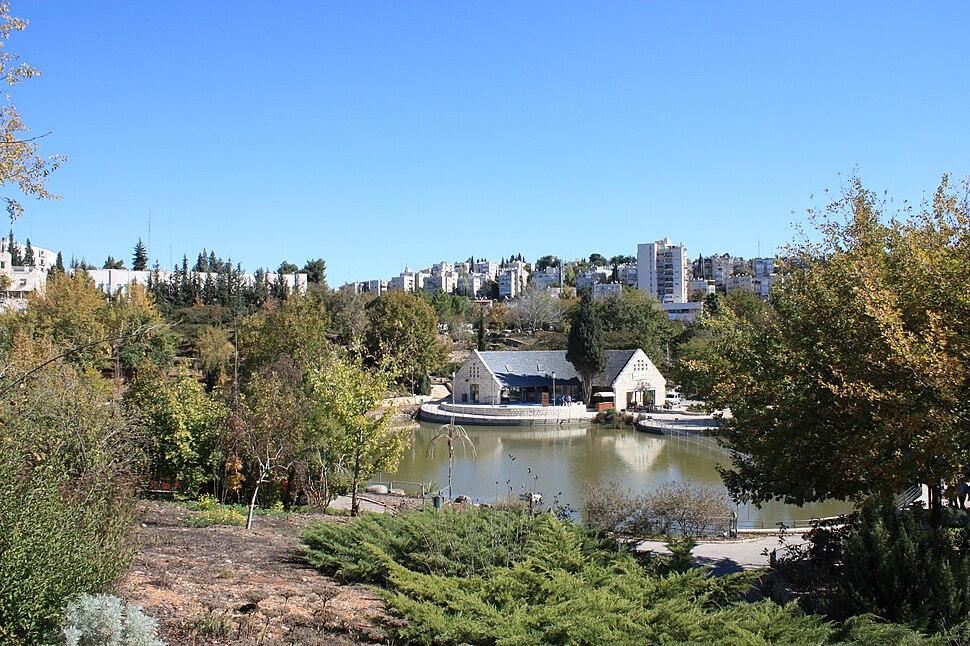 Jerusalem Botanical Garden Givat Ram