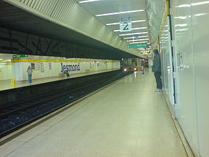 Jesmond Metro station - Jesmond Metro station