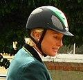 Jessica Kürten - Dublin Horse Show (Irl) CSIO5* 2008.jpg