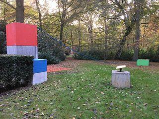 Born of Landscape Linoleum (Antwerp project summer 1999)