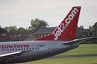 G-CELY - B733 - Jet2