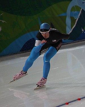 Jilleanne Rookard - Jilleanne Rookard at the 2010 Winter Olympics.