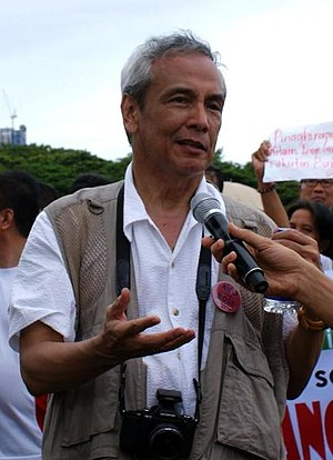 Jim Paredes - Paredes in 2013