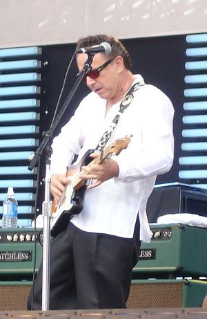 The Fabulous Thunderbirds - Jimmie Vaughan