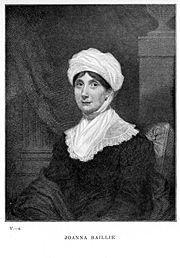 Joanna Baillie (Quelle: Wikimedia)