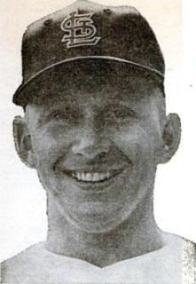 Joe Cunningham (baseball) American baseball player