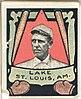 Joe Lake, St. Louis Browns, baseball card portrait LCCN2007683849.jpg